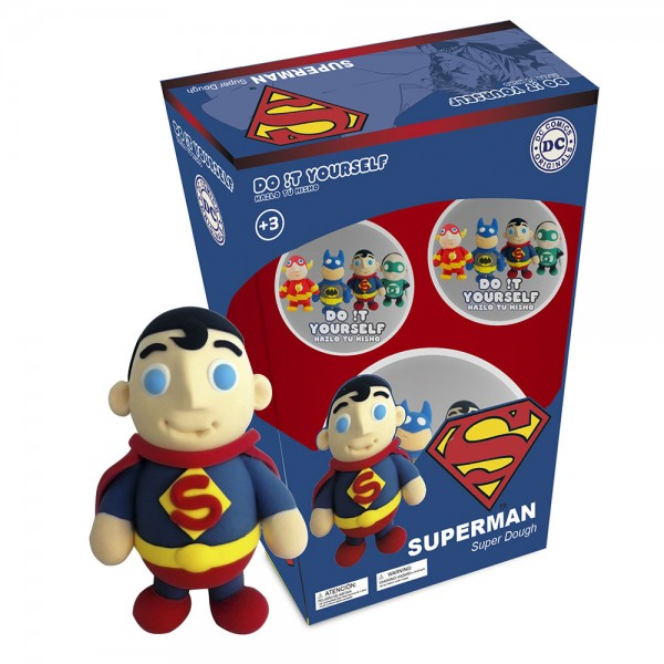 Superman Super Dough