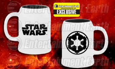 Drink to the Imperial March with This Exclusive Ceramic Stein
