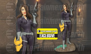 Master Assassin Exclusively Joins Batman Animated Series Femme Fatales Statue Line