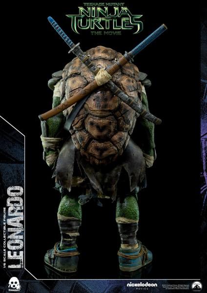 Teenage Mutant Ninja Turtle Action Figures Are Ready To
