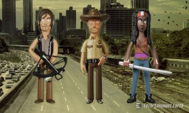 These Walking Dead Funko Vinyl Figures Will Be Your New Idolz