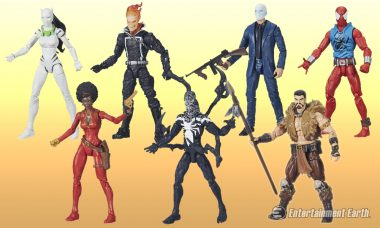 Spider-Man and Friends Get Up to Action Figure Fun with Marvel Legends Wave 4