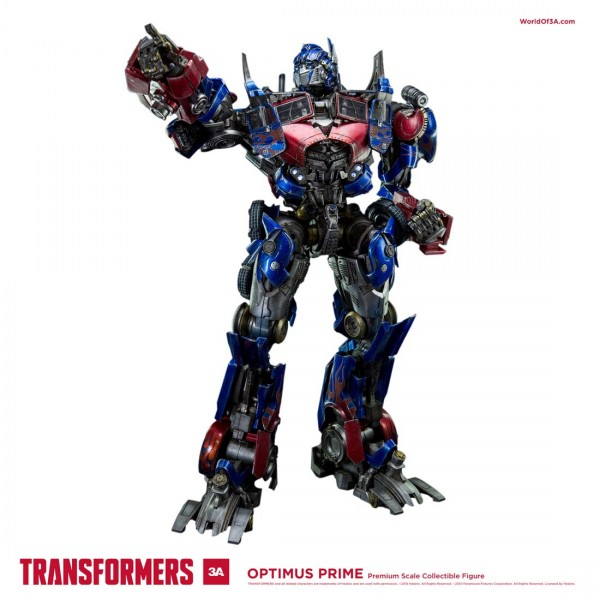 Optimus Prime Figure