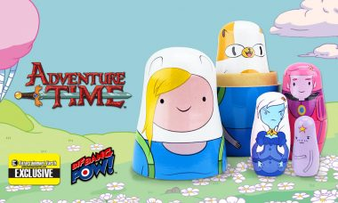 It's Alternate Universe Time with Fionna and Cake Nesting Dolls