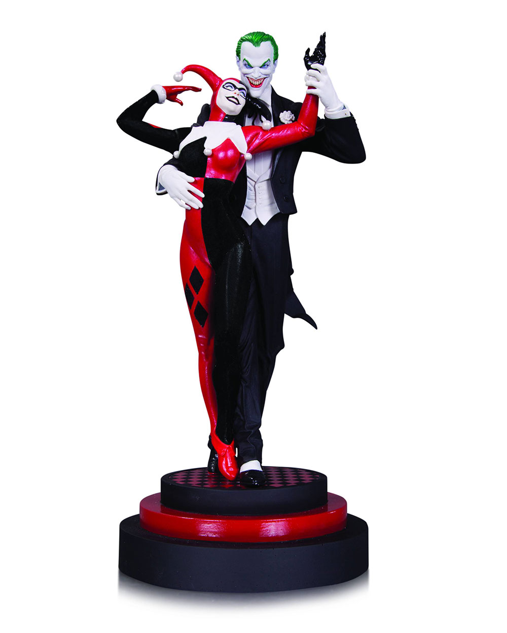 Joker and Harley Statue