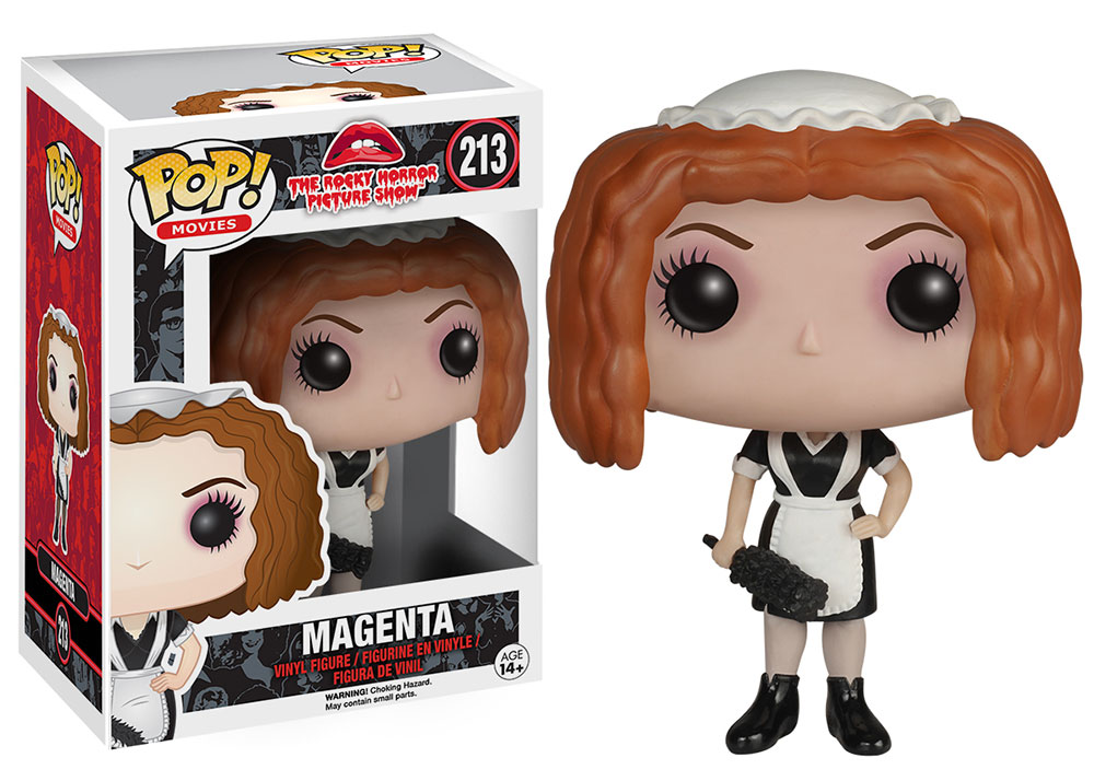 New Pop Vinyl Figures Are Ready To Do The Time Warp Again