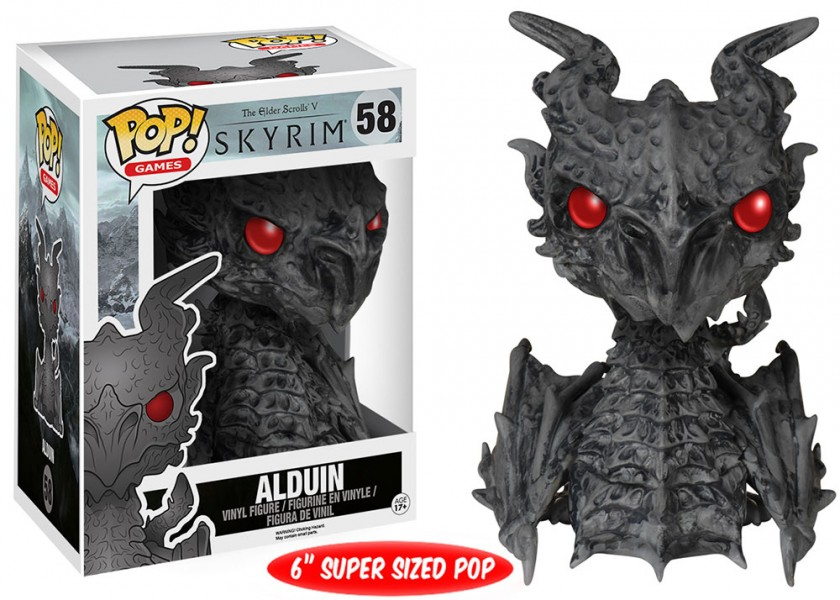 Alduin Pop! Vinyl