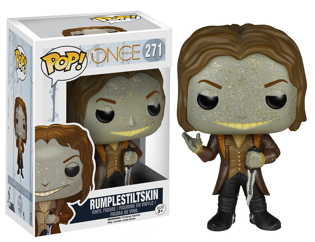 Magic Is Coming With Once Upon A Time Pop Vinyl Figures