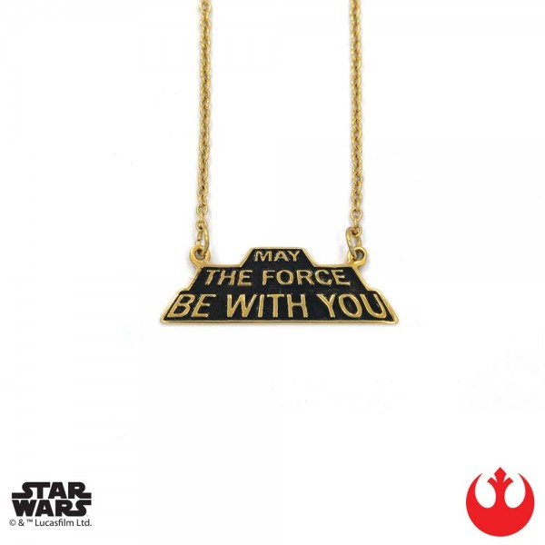 Force Gold Necklace