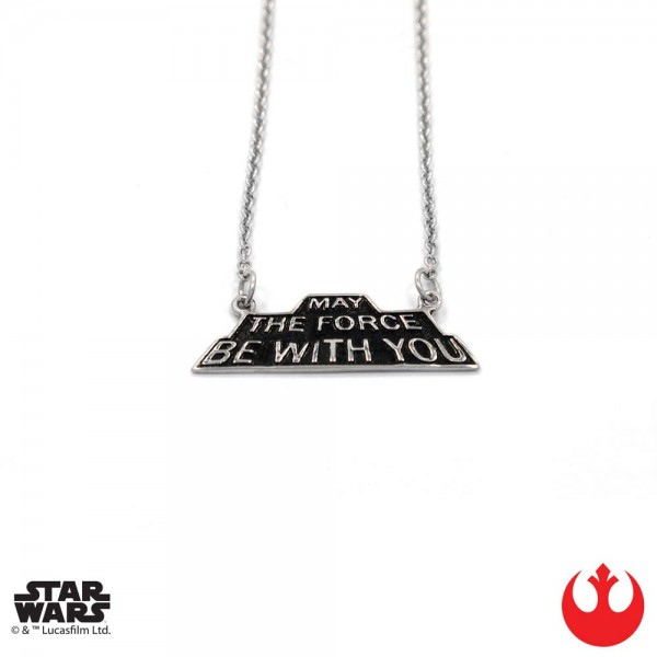 Force Silver Necklace