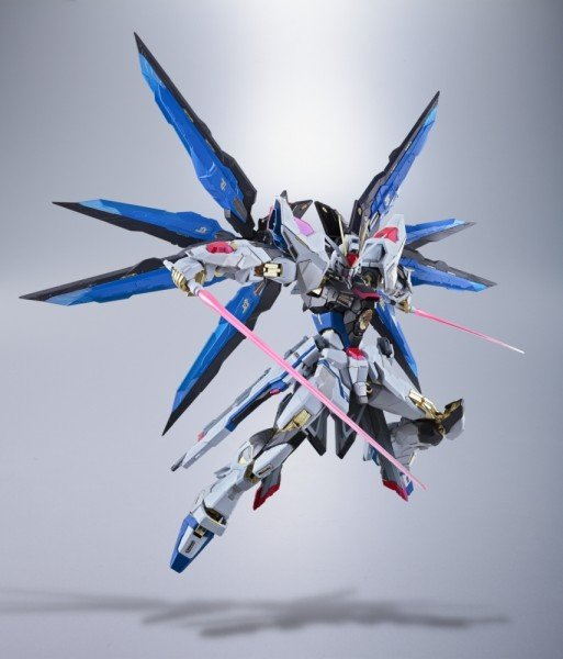 Gundam Strike Freedom Figure
