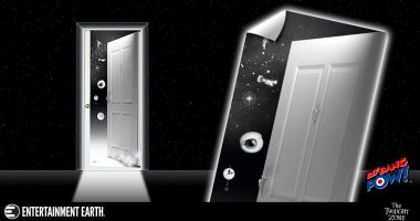 Twilight Zone Door Decal Transforms Your Room Into Another Dimension