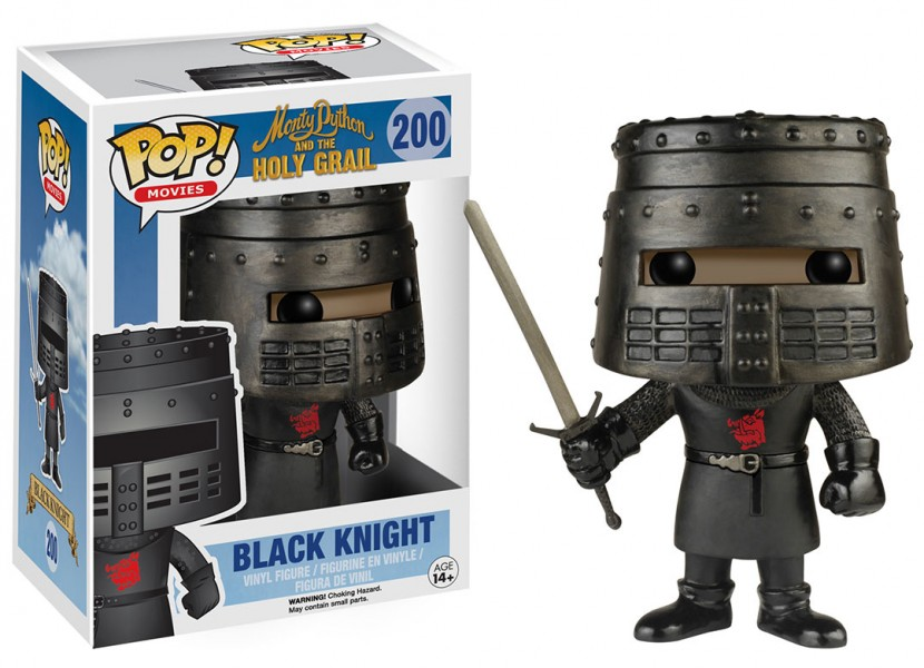 Black Knight Pop! Vinyl