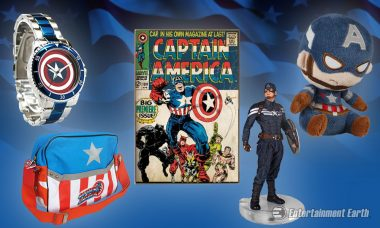 The 10 Best Captain America Collectibles for the Avenger in You