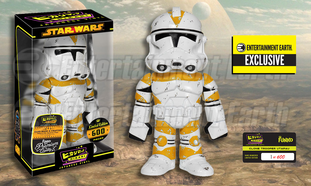 Remember The 212th Attack Battalion With Exclusive Clone