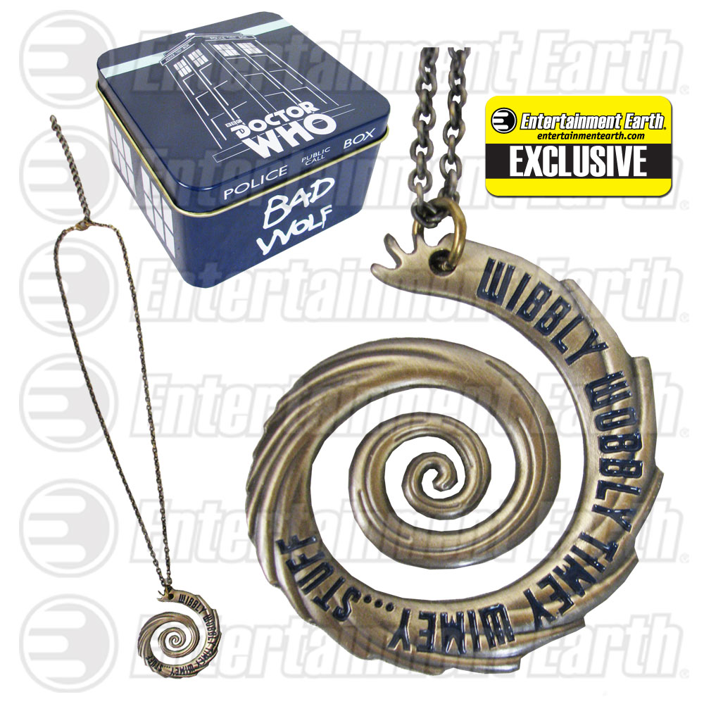 Doctor Who Exclusive Necklace