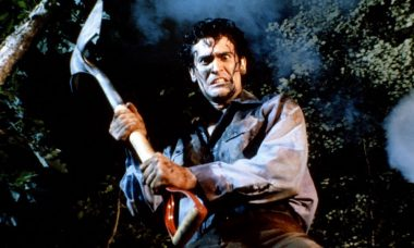 First New Look at Ash Williams in Evil Dead Series Is Groovy