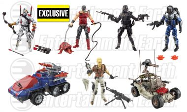 Accept an Epic Mission with Exclusive G.I. Joe Action Figures and Vehicles