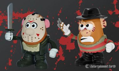 Mr. Potato Head Is Now the Stuff of Slasher Nightmares