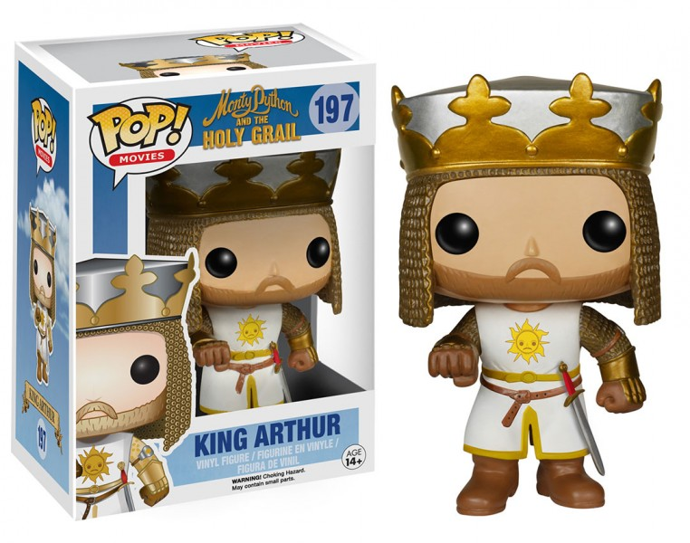 King Arthur Pop! Vinyl