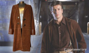Become Your Own Space Cowboy with the Malcolm Reynolds Replica Browncoat