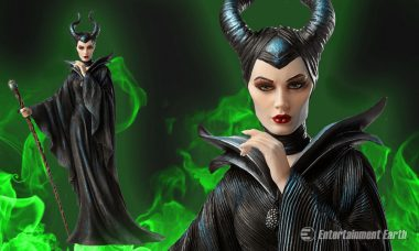 Maleficent Is All Couture in Exquisite Statue from Her Own Fairy Tale