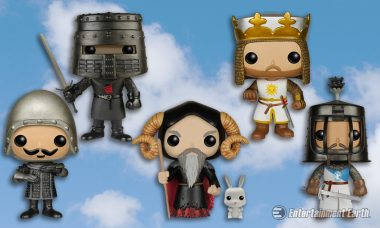 Your Quest: To Seek the Monty Python Pop! Vinyl Figures