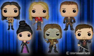 Magic Is Coming with Once Upon a Time Pop! Vinyl Figures