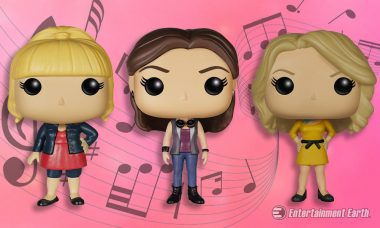 New Pop! Vinyl Figures Are Totally Aca-Awesome