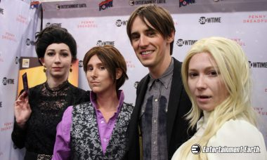 Reeve Carney Video Interview at San Diego Comic-Con 2015