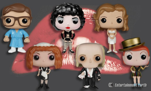 Rocky Horror Pop! Vinyls