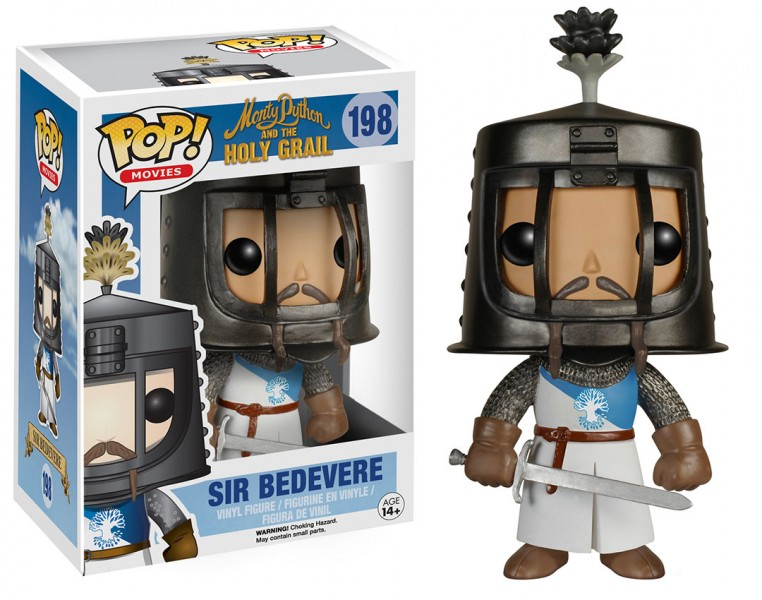 Sir Bedevere Pop! Vinyl
