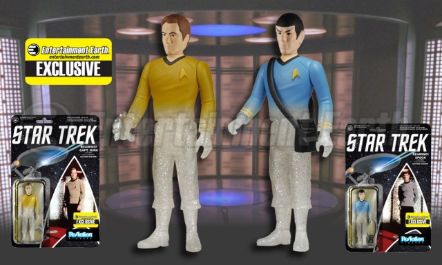 Star Trek ReAction Figure Exclusives