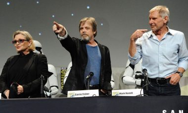 The Force Was Definitely Awake at the Star Wars San Diego Comic-Con Panel