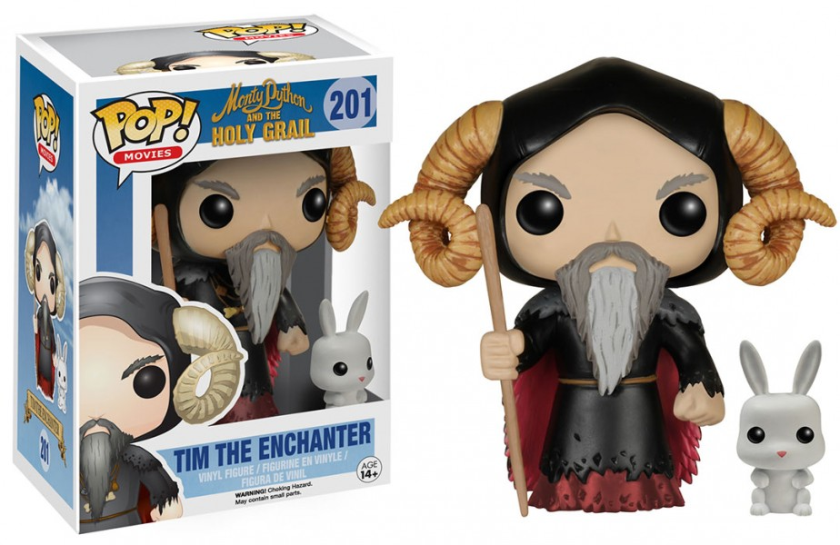 Tim the Enchanter Pop! Vinyl