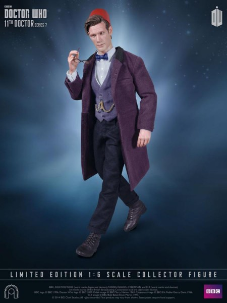 11th Doctor Figure