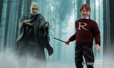 Who Will Win as New Action Figures: Ron Weasley or Lord Voldemort?