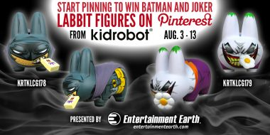 Entertainment Earth Contest – The Caped Collector
