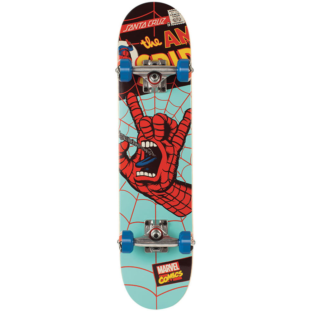 Spider-Man Skateboard