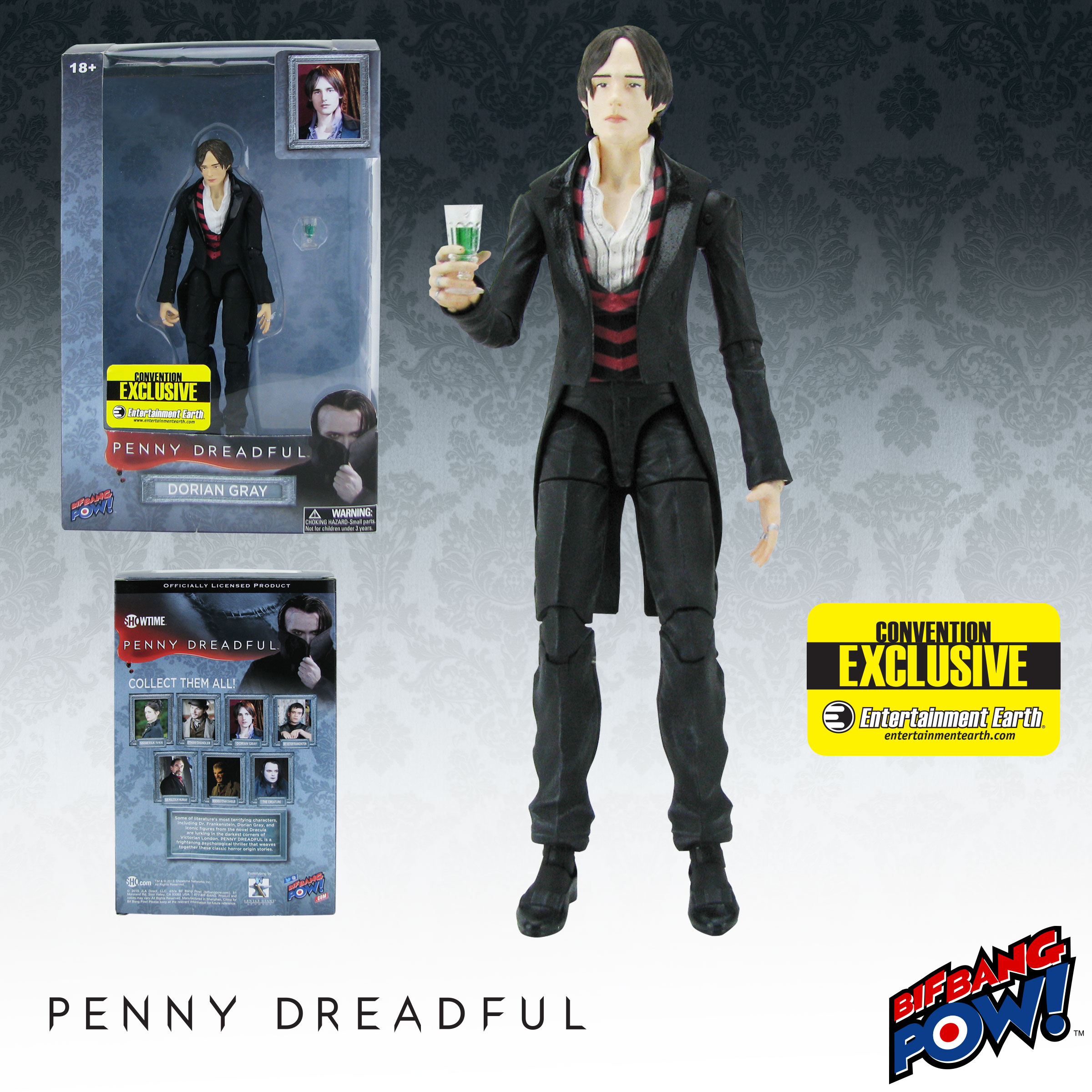 Dorian Gray Figure