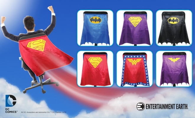 Be The Hero Your Office Deserves