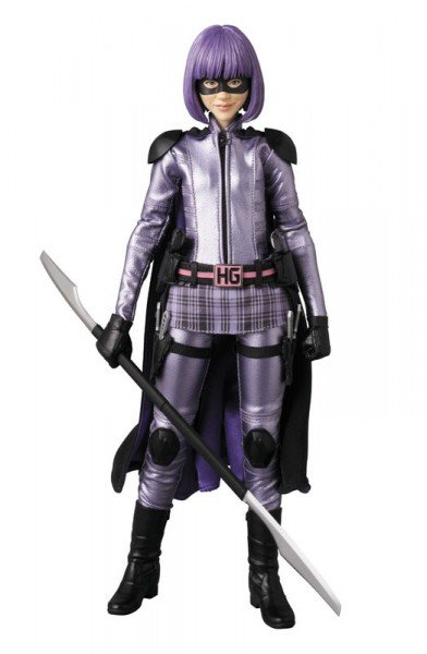 Hit Girl Figure