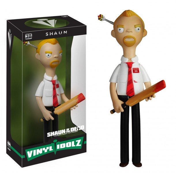 Shaun of the Dead Vinyl Idolz