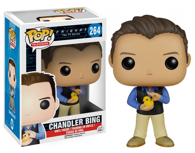 Chandler Bing Pop! Vinyl