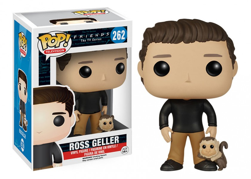 Ross Geller Pop! Vinyl