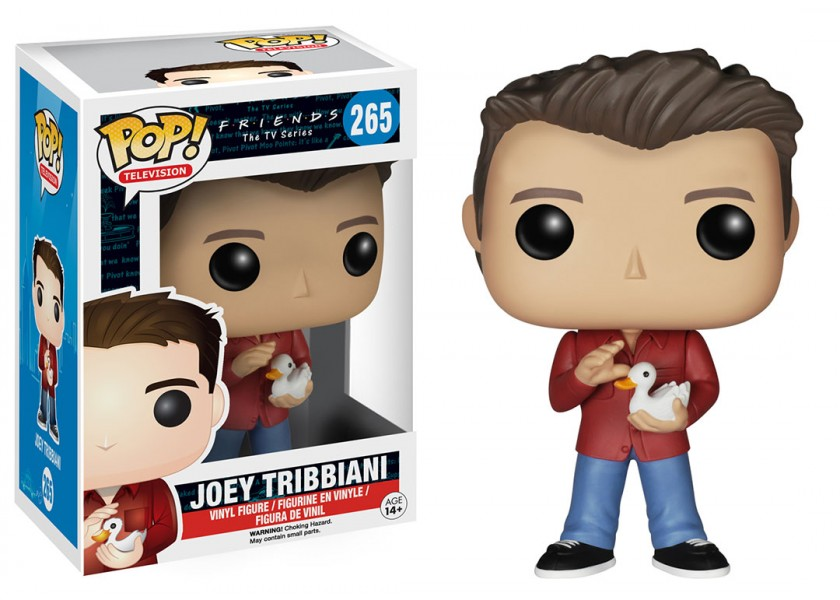 Joey Tribbiani Pop! Vinyl