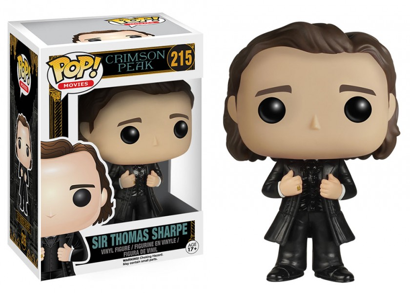 Crimson Peak Thomas Sharpe Pop! Vinyl