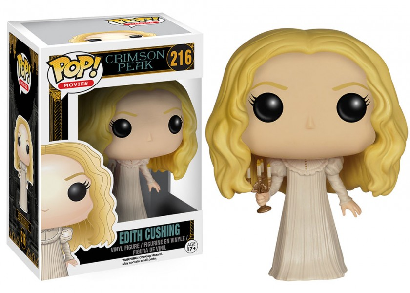 Crimson Peak Edith Cushing Pop! Vinyl