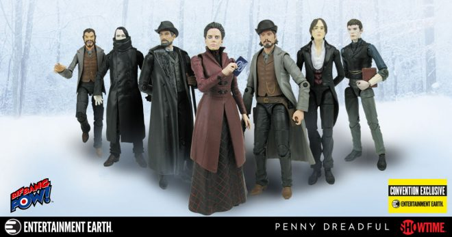 The Dark And Mysterious World Of Penny Dreadful Has