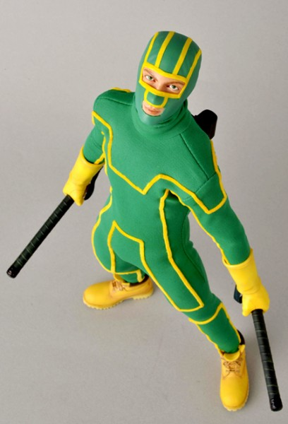 Kick-Ass Figure